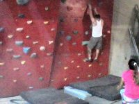 Exercise with our climbing walls