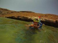 Snorkel en Balandra