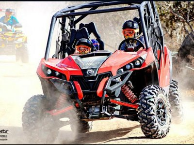 UTV tour 2:30 h in Candelaria beach and desert