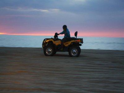Tour en ATV Desierto y Playa Los Cabos 2 horas