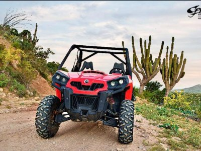 UTV ride at sunset Los Cabos 2hrs