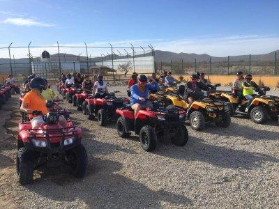 Tour Baja Discovery en ATV 5 horas