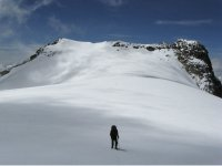 Mountaineering to Izta