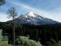 Incredible natural landscapes of Pico de Orizaba