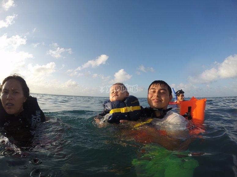 Prcactica Snorkel