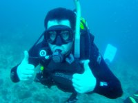 Buceo para certificados 2 inmersiones en Los Arcos