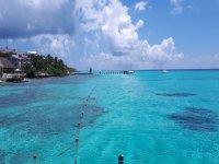 Paseo en barco privado 37 ft en Cancún 4 horas