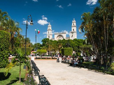Private tour of Merida 8 hours