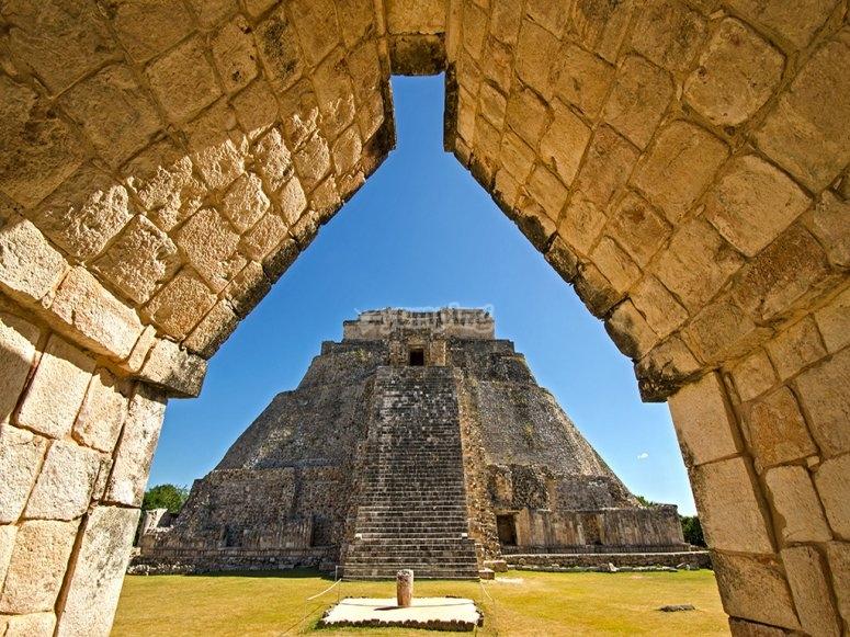 Stunning monuments