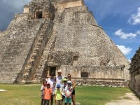 Private tour Uxmal, Kabah and Cenote 9 hours