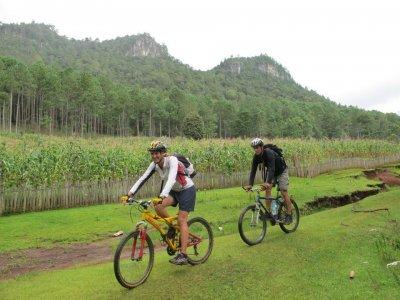 Marcosapata o en bici Ciclismo de Montaña