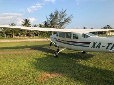Voyage en avion Cancun Mérida pour 5 tours