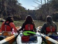 Adventure in Kayak