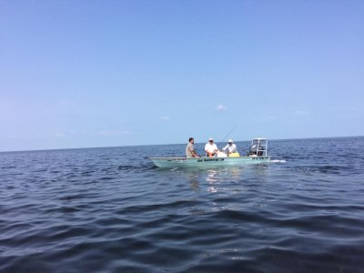 Motorboat tour 4h in Campeche for 4 people