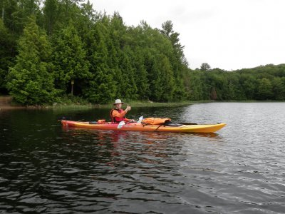 Kayaking tour in Petenes Nature Reserve