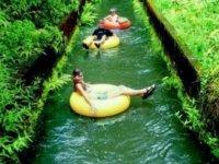 Tubing with Taranda Rafting