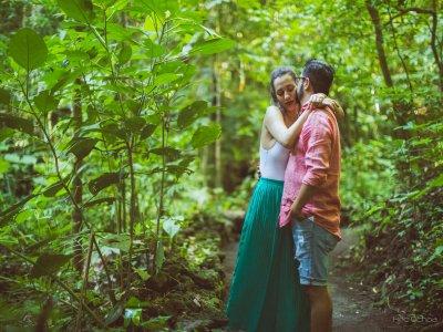 Caminata en selva y temazcal en Nanciyaga 3 días