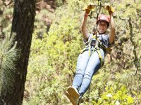 Happiness in canopy