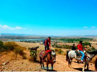 Horseback riding in San Jose del Torreón
