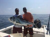 Tour de pesca por medio día en Nayarit