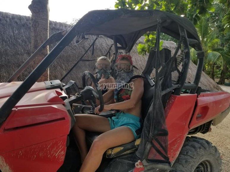 Aventura en buggy