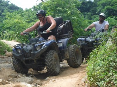 4.30 hours ATV tour through El Eden