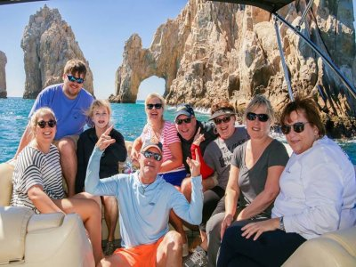 Boat trip 6h in Cabo San Lucas