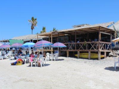 Paseo infantil por la Bahía Santa Cruz