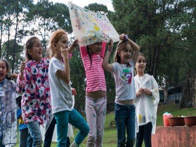 Campamento para grupo escolar en Tapalpa 3 días