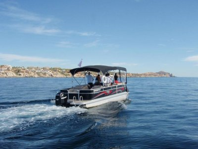 Boat tour Land's End and Cabo San Lucas for kids