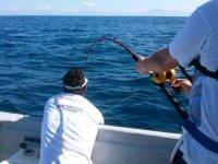 Pesca con Mictlan Surf School