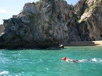 Snorkel en El Arco para niños 2.30 horas