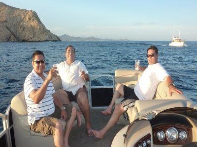 Renta de trimarán de lujo Cabo San Lucas 1 hora