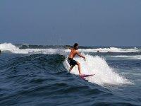Surfea las olas en Punta Mita