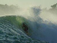 Las mejores olas en el Pacífico