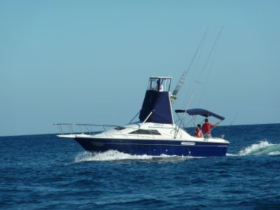 Sport fishing in Cabo San Lucas 5 hours