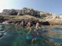 Snorkel en el Pacífico Mexicano