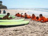 Clase teorica de surf