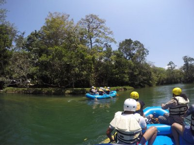Lacandon Jungle Tour with Rafting