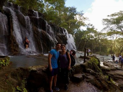 Palenque and Waterfalls Tour in Tabasco