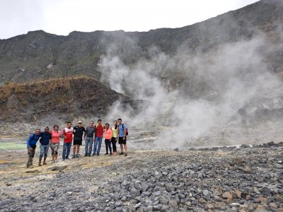 Chichonal Volcano Tour