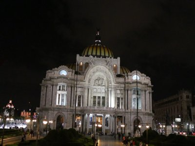 Night turibus for children Mexico City