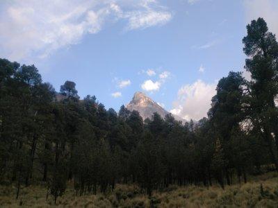 Rutas de Caminata en el Parque Nacional Izta-Popo