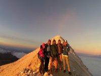 Route High Mountain Iztaccihuatl or Pico de Orizaba