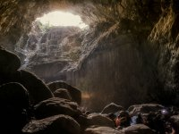 Discover the underground world of the Chontacoatlan River