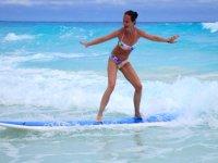 Chica de Surf!
