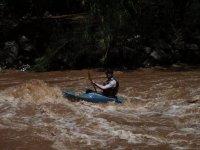 rios rapidos de kayak