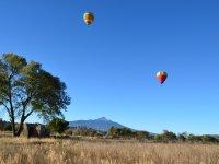 Paseo en globo con hospedaje para niños Tlaxcala