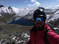 Views of the spectacular Nevado de Toluca