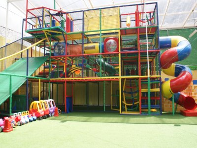 Renta de salón infantil todo incluido CDMX